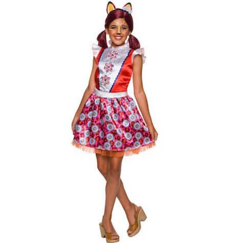 Disfraz Felicity Fox de las Enchantimals para niñas