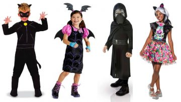 Los mejores de disfraces de Halloween para niñ@s