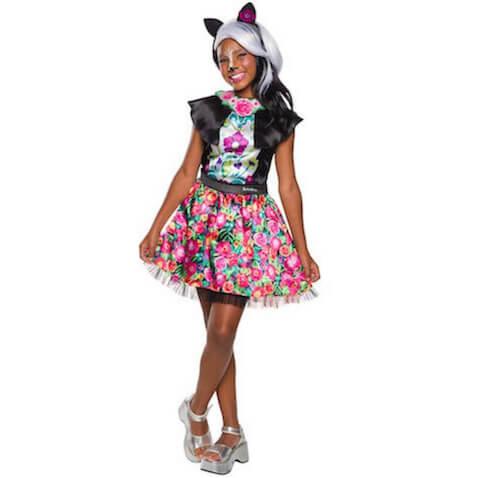 Disfraz de Enchantimals Sage Skunk para niñas