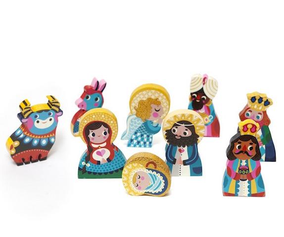 Belén para niños diseño infantil