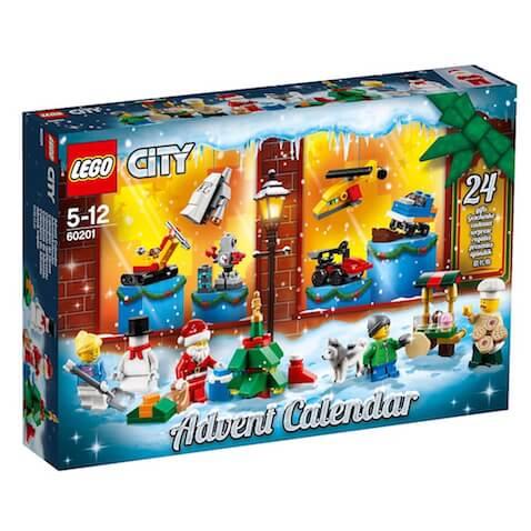 Nuevo Calendario de Adviento de Lego City