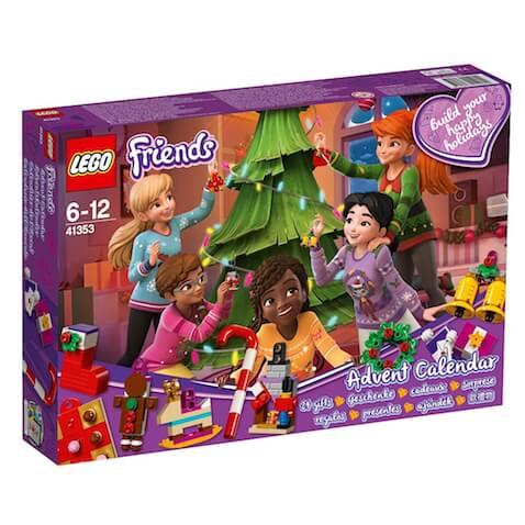 Nuevo Calendario de adviento de Lego Friends 2018
