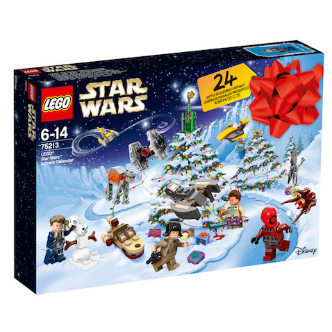 Nuevo Calendario adviento de Lego Star Wars 2018