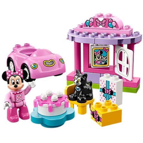 LEGO DUPLO Set Fiesta de cumpleaños de Minnie Disney Store