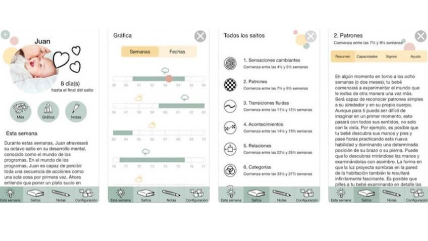 App Las Semanas Mágicas, para smartphone iphone y android