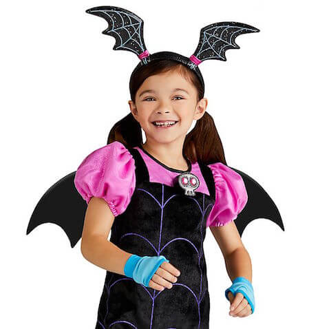 Alas de Vampirina para disfraz infantil de Disney Store