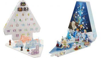20 calendarios de adviento de juguetes, para la cuenta atrás a Nochebuena