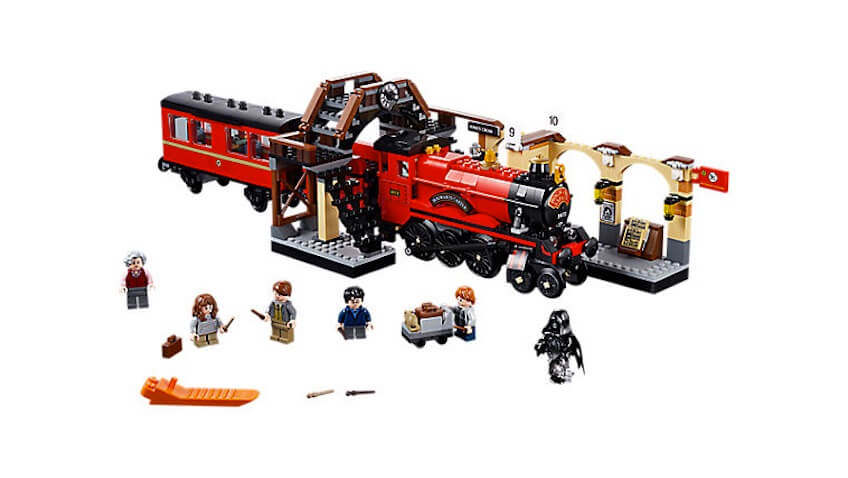 Set Lego Harry Potter 75955 Expreso de Hogwarts