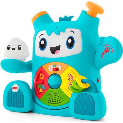 Rocky Roquero de Fisher Price mejor juguete para bebés