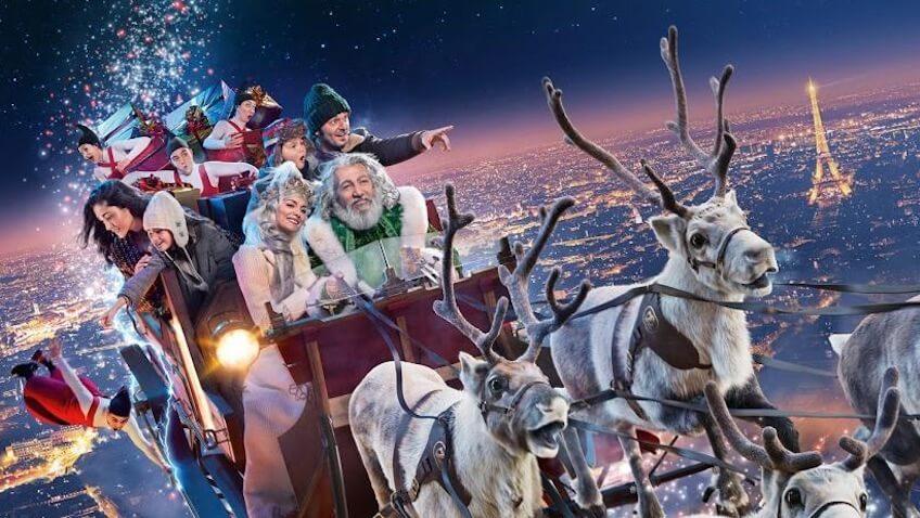 Santa Claus y Cía películas de navidad en cartelera infantil