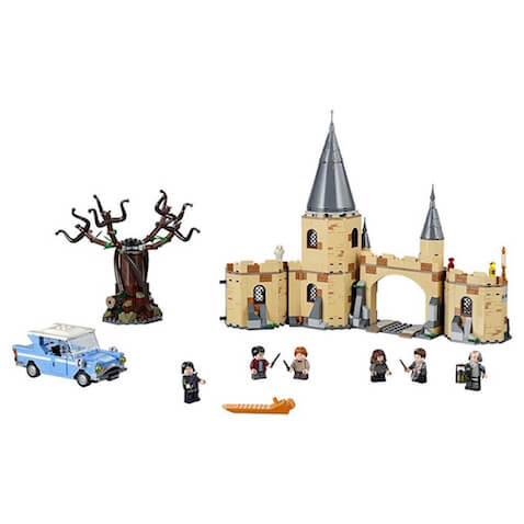Set de LEGO 75953 Harry Potter Sauce Boxeador de Hogwarts