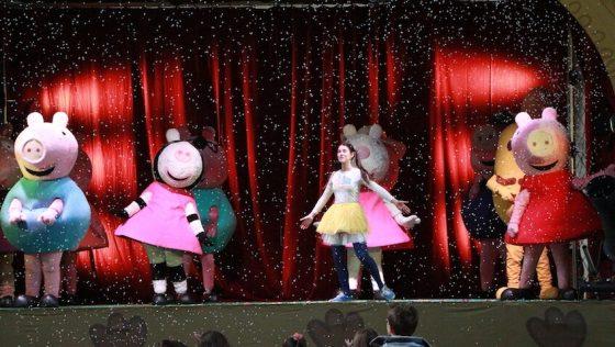 Un día con Peppa Pig, un gran espectáculo para toda la familia