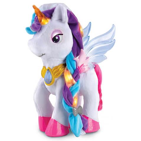 Nuevo Unicornio Mila y su Maquillaje Mágico de VTech