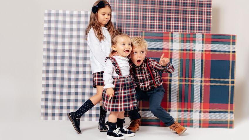 moda infantil conjuntados zippy