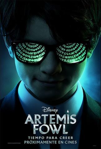 Película Artemis Fowl de Disney