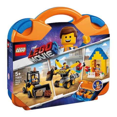 Caja de Constructor de Emmet LEGO Movie 2 El Corte Inglés