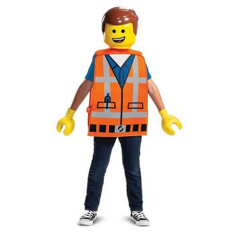 Disfraz de Emmet de la LEGO Película 2