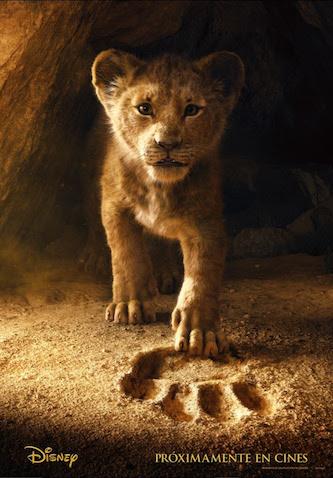 Nueva película de El Rey León de Disney Live Action