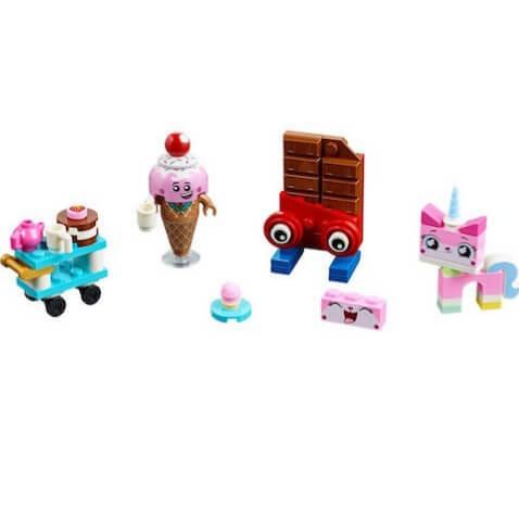 Set LEGO Película 2 Mejores Amigos de Unikitty en Todo el Mundo construcciones