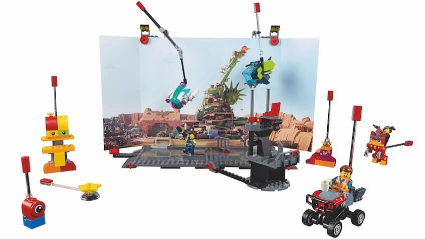 Contenido LEGO Movie Maker Sets construcciones de la LEGO película 2