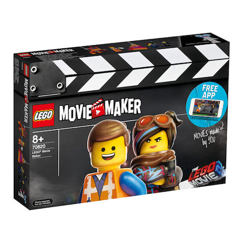 Set LEGO Movie Maker LEGO Película 2