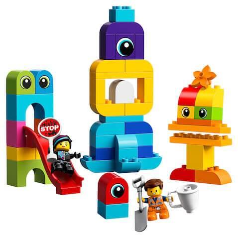 Set Visitas de Emmet y Lucy desde el Planeta LEGO Película 2