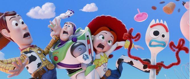 Toy Story 4 de Disney Pixar estreno España