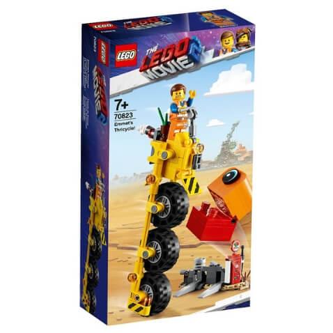 Set LEGO Triciclo de Emmet LEGO Película 2