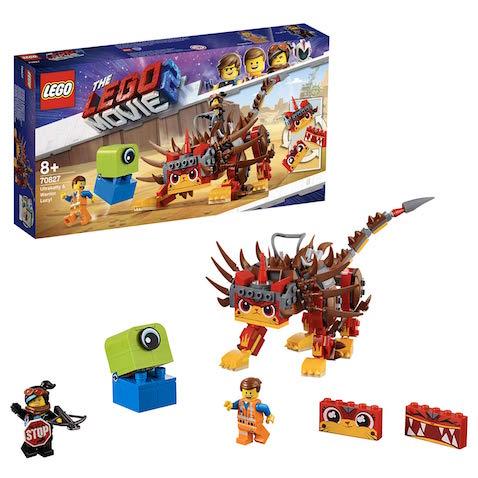 Set LEGO Movie Ultrakatty y Lucy Guerrera LEGO Película 2