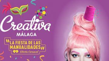 ¡Sorteo! Te invitamos a Creativa Málaga y 2 talleres