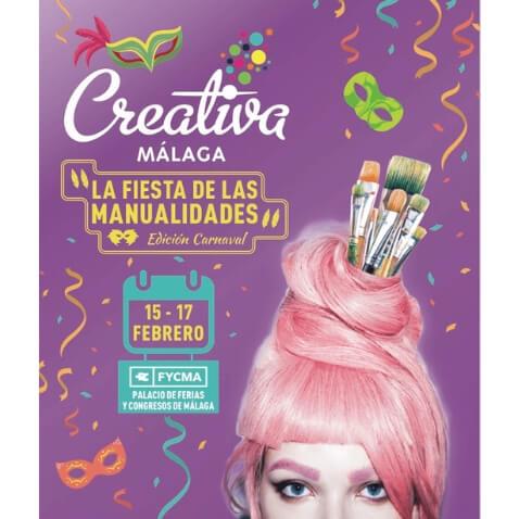 Gana 2 entradas para Creativa Málaga 2019