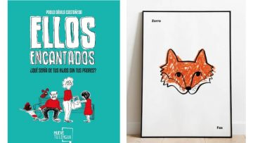 Sorteo libro Ellos Encantados de Pablo Dávila Castañeda + lámina infantil