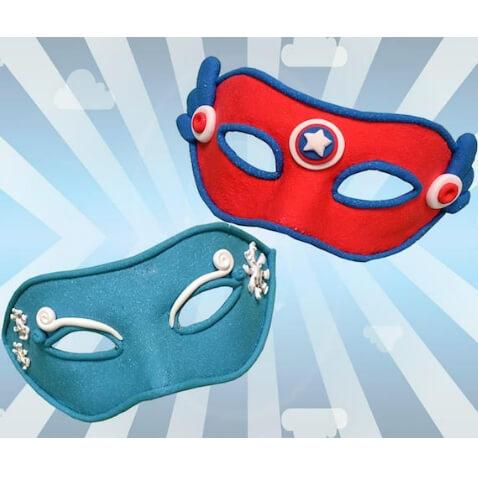 Taller de modelado de Máscara de Carnaval de Creativa Málaga