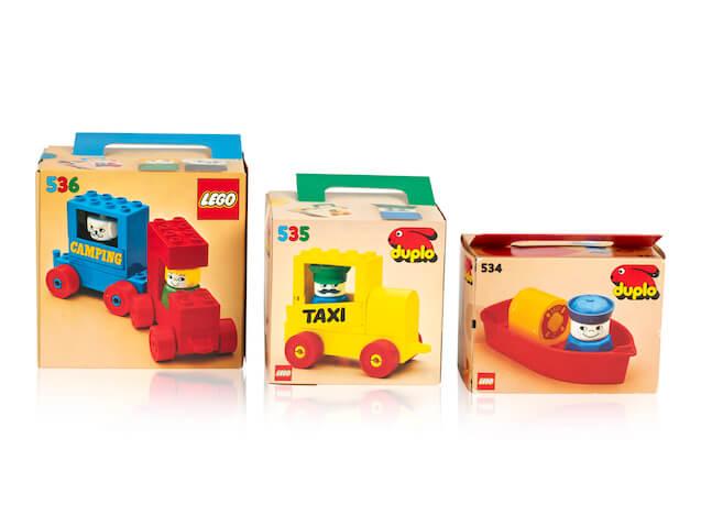 50 aniversario de LEGO DUPLO