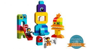 ¡Sorteo de 2 Sets de LEGO DUPLO de La Lego Película 2!