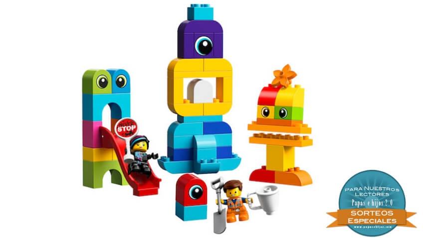 Premio Set de LEGO DUPLO de La Lego Película 2