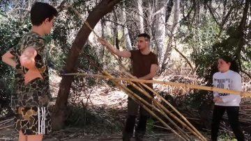 Técnicas de supervivencia básicas para tus hij@s