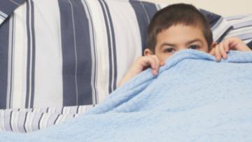 Qué hacer si tu hijo tiene fiebre