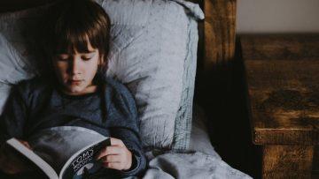 5 claves para fomentar la lectura en tus hij@s