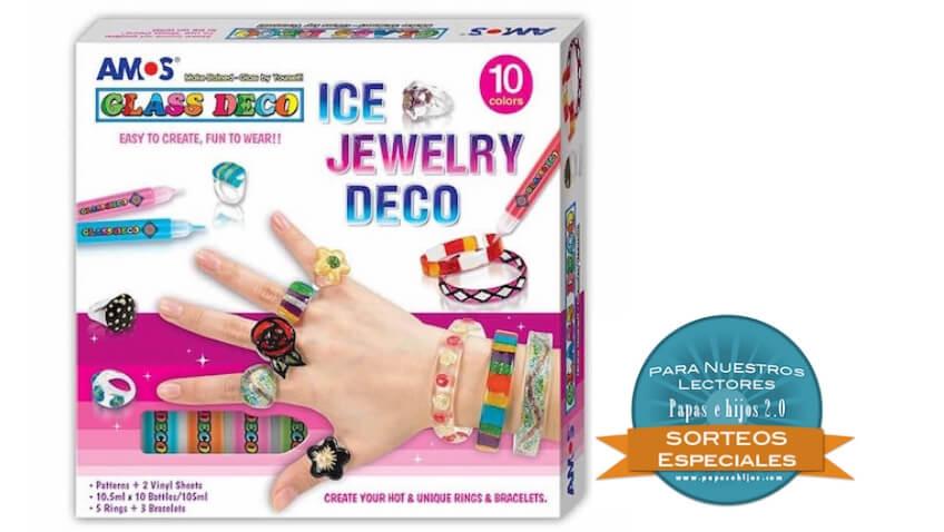 Sorteo de un kit para diseñar joyas para el Día de la Madre