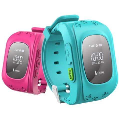 reloj infantil con gps Kid Smartwatch Q50