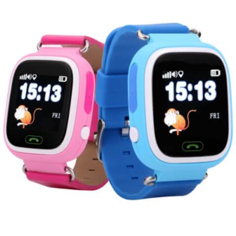 Smartwatch para niños con GPS+WiFi GW100