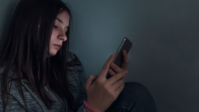 ciberacoso en Instagram el más común en redes