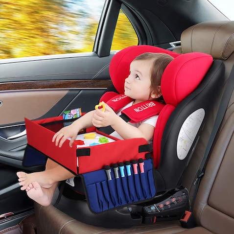 Mesa para silla de coche o Bandeja de Viaje para Niños