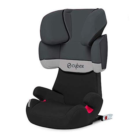 Silla de coche Cybex Solution X-Fix grupo 2/3