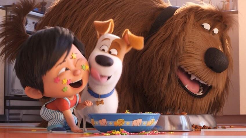 sorteo entradas película mascotas 2