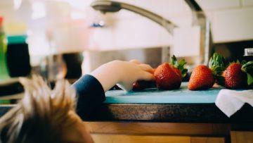 Pautas sencilla de alimentación infantil sana para el confinamiento