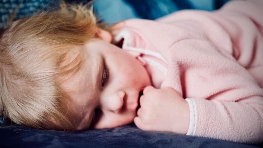 bebé no duerme de noche