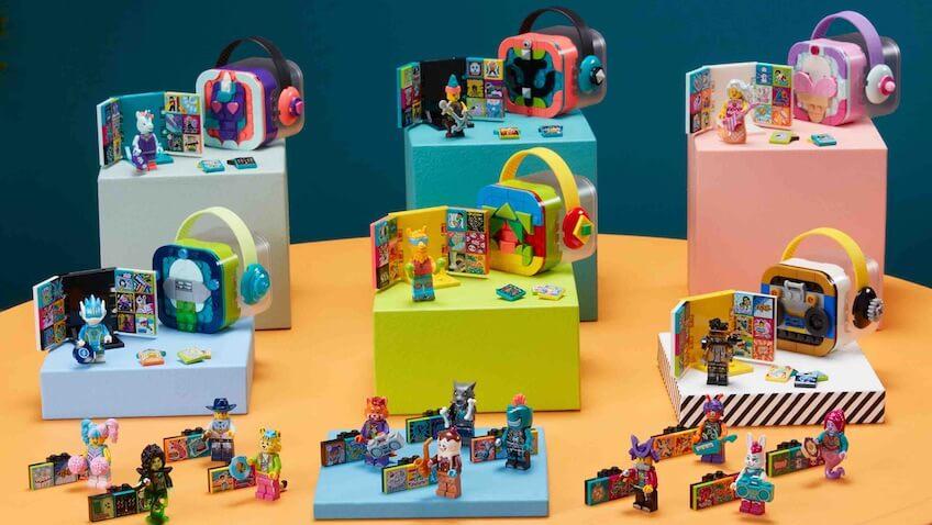 LEGO VIDIYO nuevos BeatBoxes