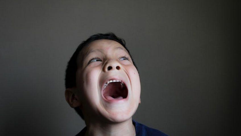 Cuidados de salud dental infantil